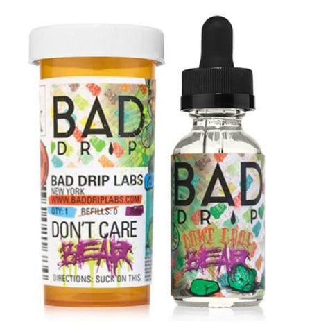 Don't Care Bear - Bad Drip E Liquid