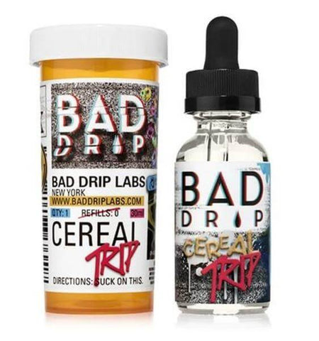 Cereal Trip - Bad Drip E Liquid