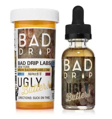 Ugly Butter - Bad Drip E Liquid