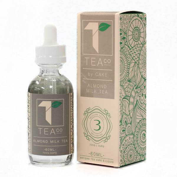 Almond Milk Tea - Tea Co. E Liquids
