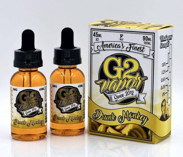 Drunk Monkey - G2 Vapor