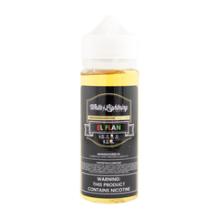 El Flan - White Lightning E Liquid