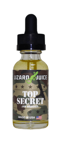 Top Secret - Operation Hero E Liquid