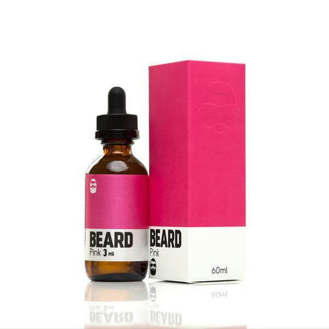 Pink - Beard Colors E Liquid