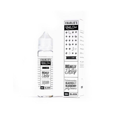 Big Belly Jelly - Charlie's Chalk Dust White Label E Liquid