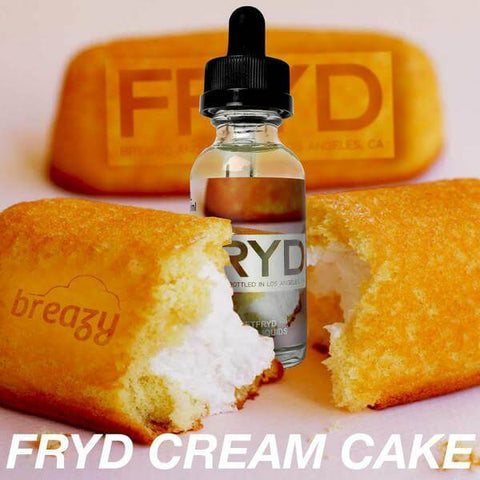 FRYD Cream Cake - FRYD E Liquid