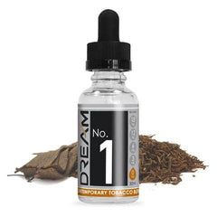 #1 Contemporary Tobacco Blend - DREAM E Liquid