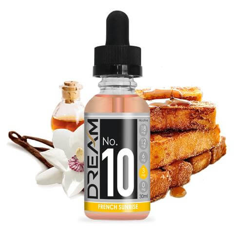 #10 French Sunrise - DREAM E Liquid