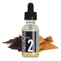 #2 Vintage Tobacco Blend - DREAM E Liquid