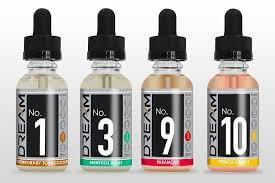 DREAM E Liquid 60ml (Bundle)