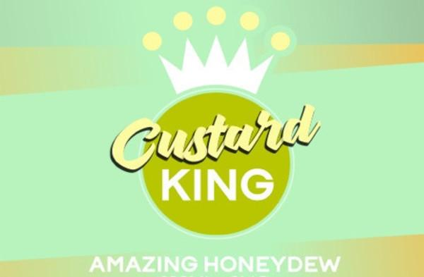 Amazing Honeydew - Custard King E Liquid