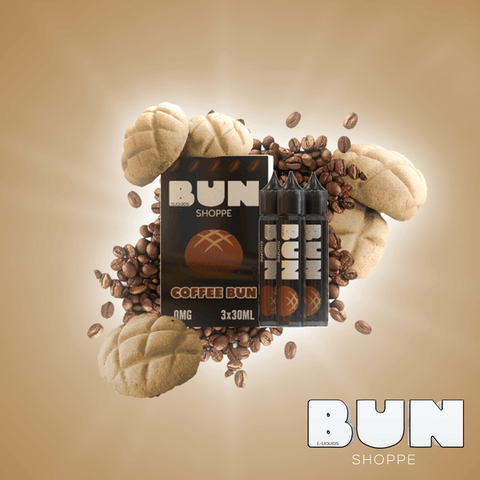 Coffee Bun - Bun Shoppe Eliquids