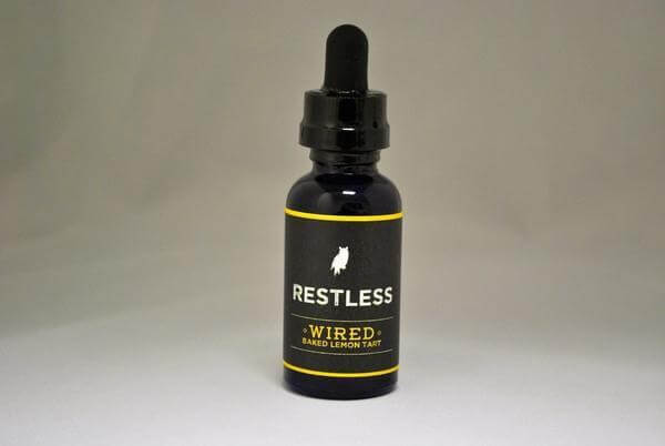 Wired Baked Lemon Tart - Restless E Liquid