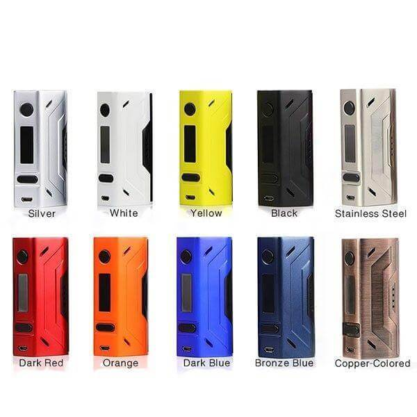 Battlestar 200W TC Box Mod - Smoant