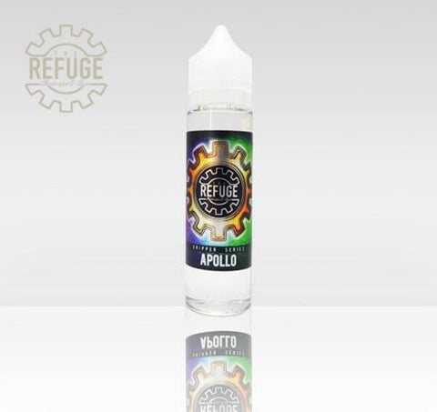 Apollo - The Refuge Dripper Series E Liquid