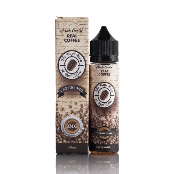 Cappuccino - The Vape Bean E Liquid
