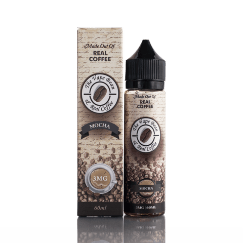 Mocha -  The Vape Bean E Liquid