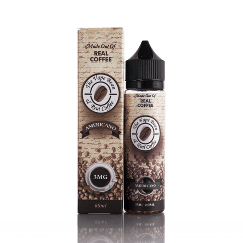 Americano - The Vape Bean E Liquid