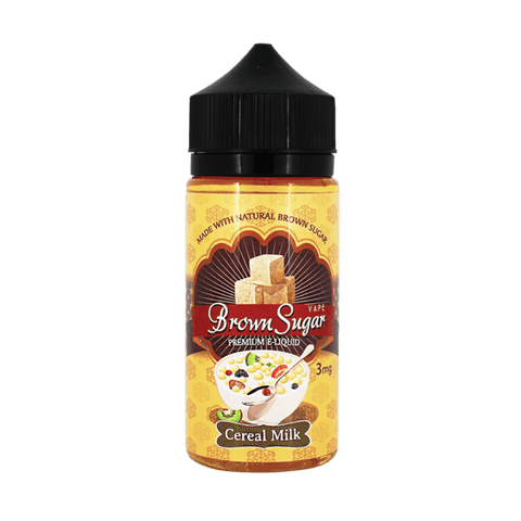 Cereal Milk - Brown Sugar E Liquid