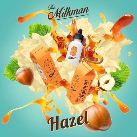 Hazel - The Milkman E Liquid
