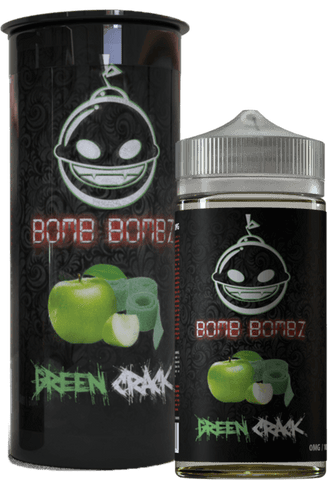 Green Crack - Bomb Bombz E Liquid