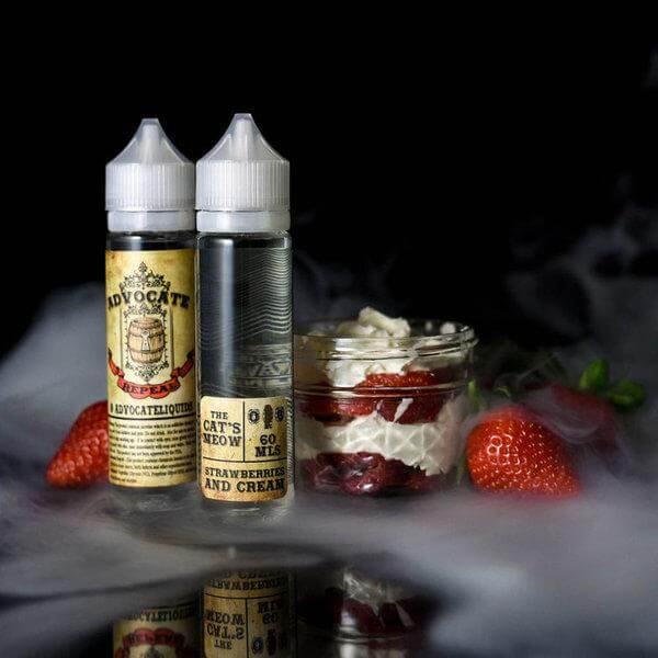 Cat's Meow - Advocate E Liquid