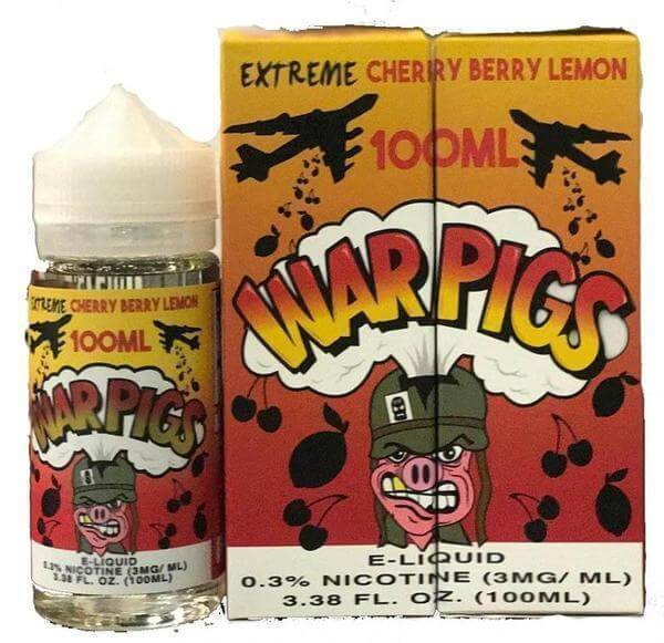 War Pigs by Cloud Thieves- War Pigs EJuice