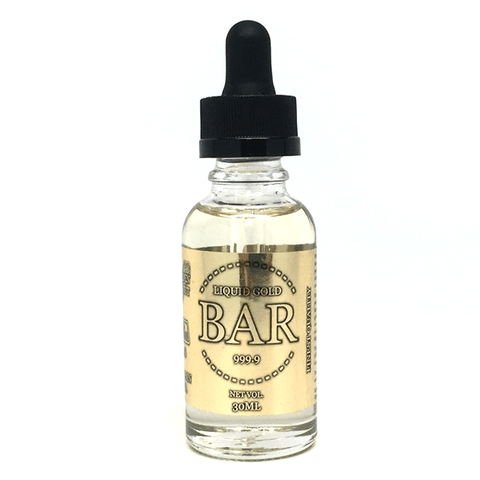 Golden Pineapple - Liquid Gold Bar E Liquid