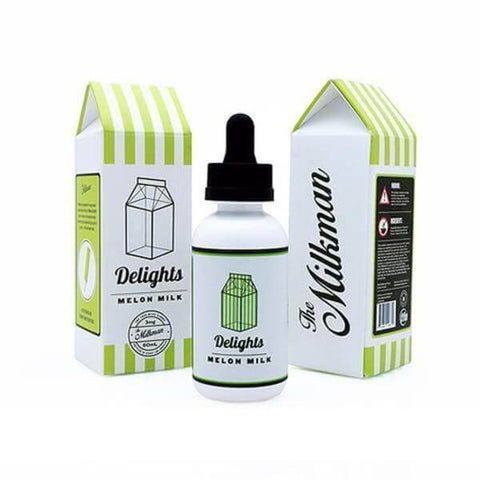 Melon Milk - The Milkman Delights E Liquid
