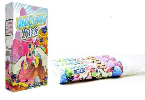 Unicorn Cakes - Vape Breakfast Classics