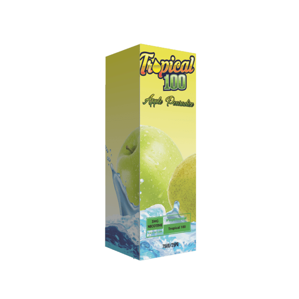 Apple Pearadise - Tropical 100 E Liquid