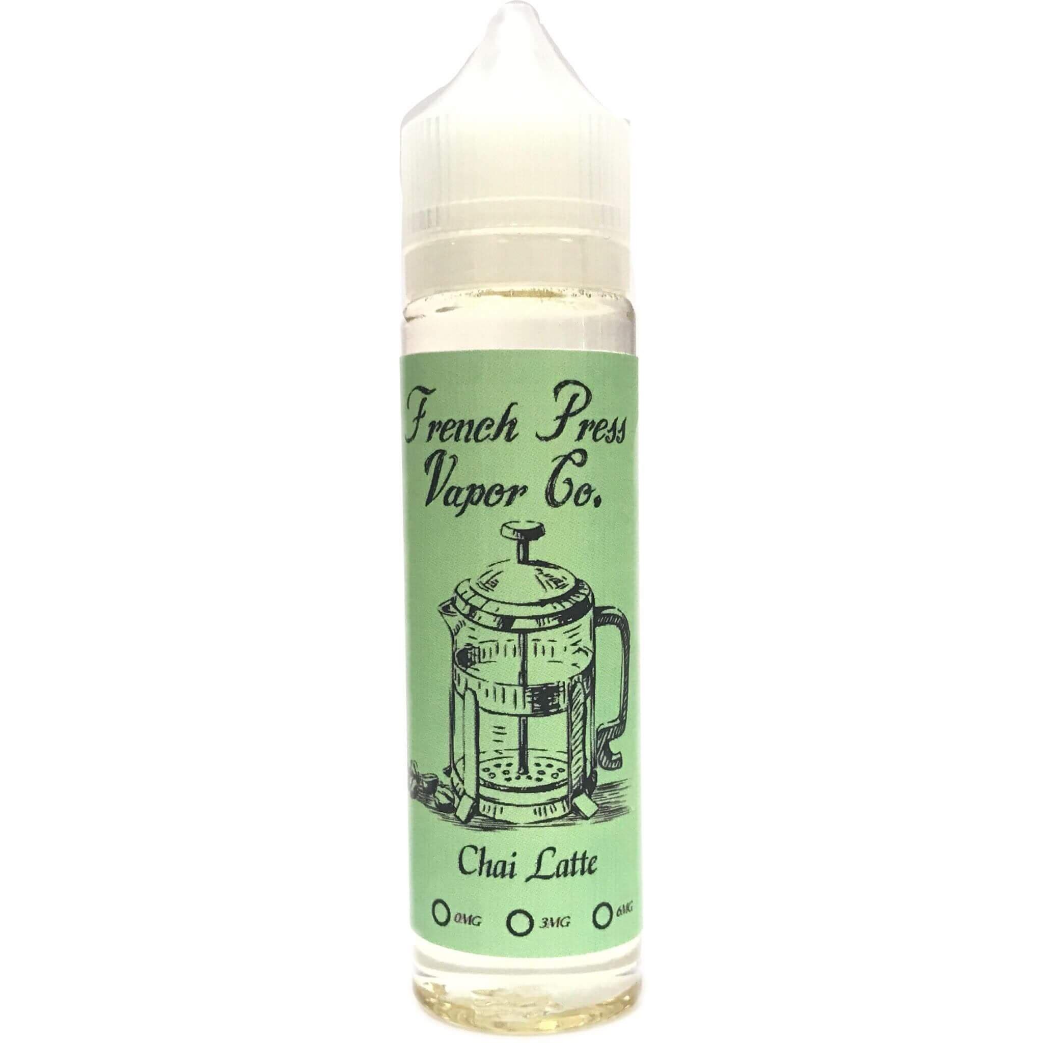 Chai Latte - French Press Vapor Co.