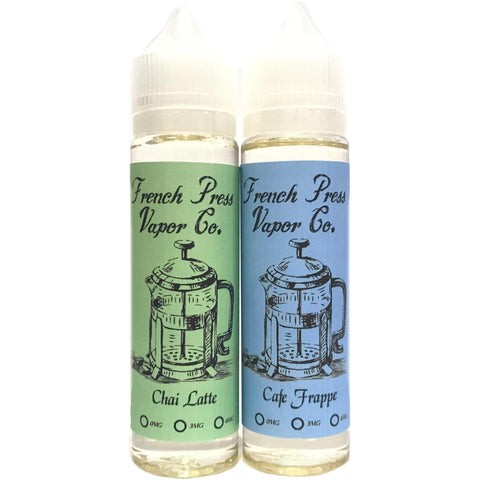 French Press Vapor Co. (Bundle) - French Press Vapor Co.