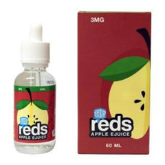 Reds Apple ICED E Juice