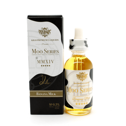 Banana Milk - Kilo Moo Series E Liquid