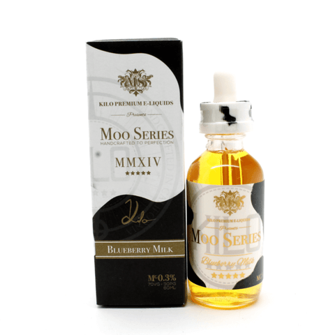 Blueberry Milk - Kilo Moo Series E Liquid