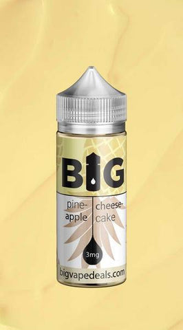 Pineapple Cheesecake - Big Vape Deals E Liquid