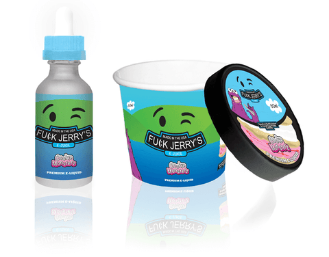 Cookie Monsterz - F Jerry's E Juice