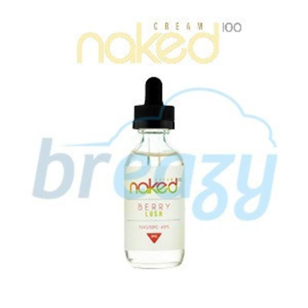 Berry Lush - Naked 100 Cream E Liquid