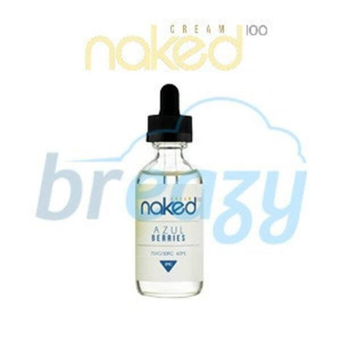 Azul Berries - Naked 100 Cream E Liquid