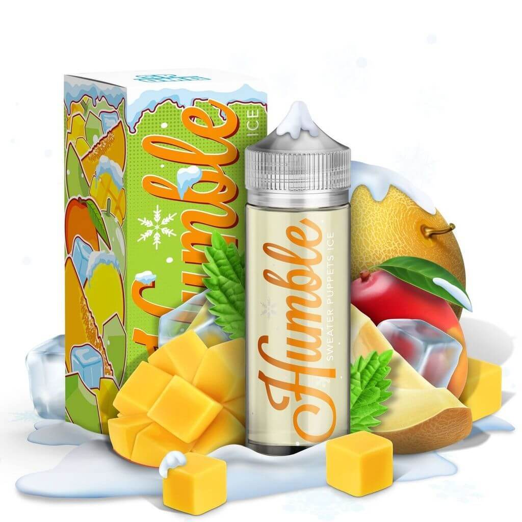 Sweater Puppets Ice - Humble E Liquid
