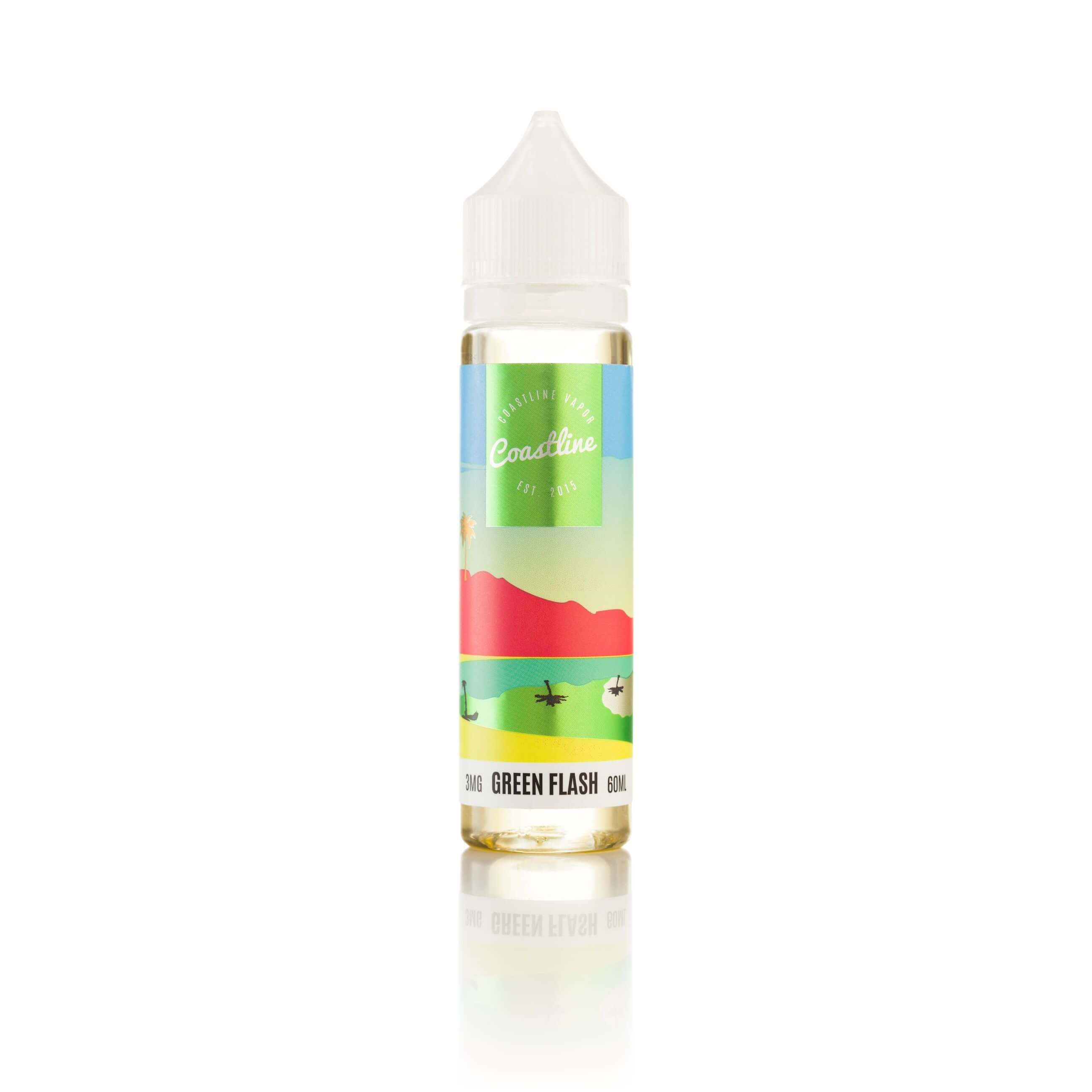Green Flash - Coastline E Liquid