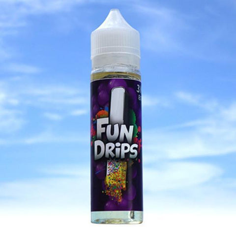 Fun Drips - Caribbean Cloud Company E Liquid