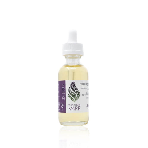 Purple Ice  - The Clean Vape E Liquid