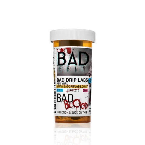 Bad Blood - Bad Drip Salts E Liquid