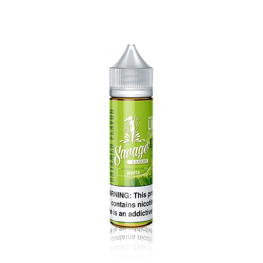 White Raspberry Lemonade - Savage E Liquid