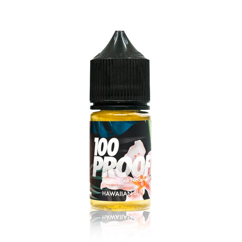 Hawaiian Sun - 100 Proof Salt Nic Series E Liquid