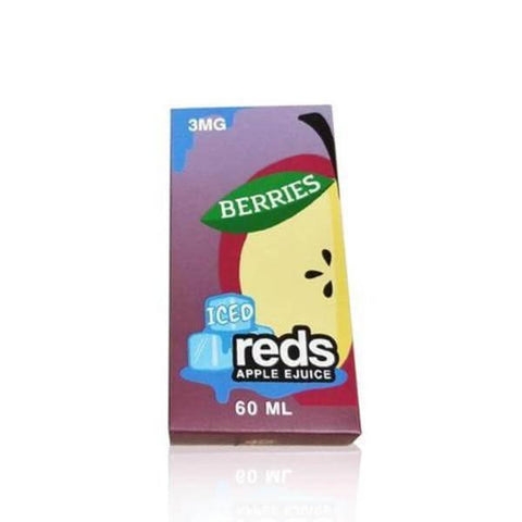Berries Reds Apple Iced - Vape 7 Daze E Liquid