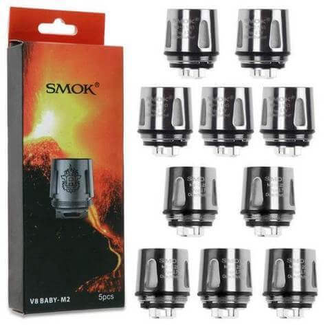 TFV8 Baby M2 Replacement Coils (5 Pack) - Smok