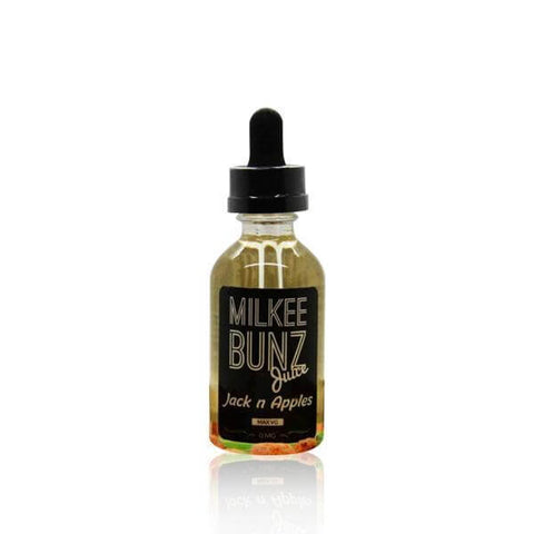 Jack N Apples - Milkee Bunz E Liquid